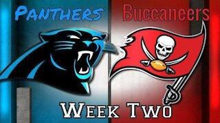Panther Prowl S02E01 Carolina Panthers vs Tampa Bay Bucs