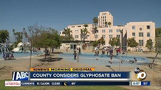 Supervisors discuss proposed herbicide ban, organic alternatives