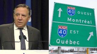 Ces 4 régions au Québec basculent en zone orange et voici quand les ouvertures auront lieu