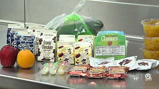 Changes in meal distribution for Palm Beach County schools