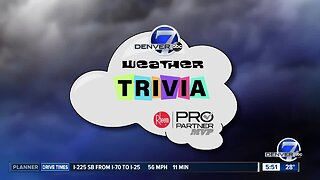 Weather trivia: Chances of a white Christmas