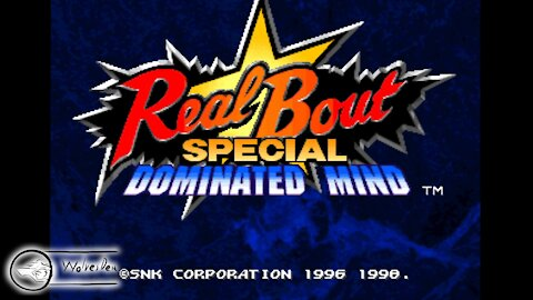 (PS) Real Bout Garou Densetsu Special - Dominated Mind - OP