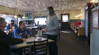 Local restaurant owners say new relief package is only temporary fix