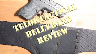 Telor Tactical BellyBand Review