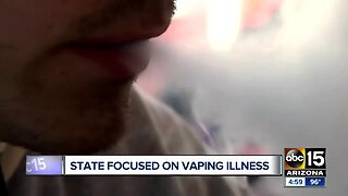 Nationwide outbreak of lung illness linked to vaping