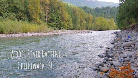 Vedder River Rafting