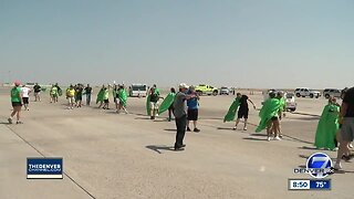 Getting Ready for the 2019 Special Olympics Colorado Plane Pull