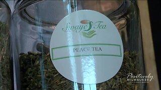 Local businesses receives Kiva loan to open tea shop