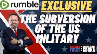 The Subversion of the US Military. Victor Davis Hanson with Sebastian Gorka