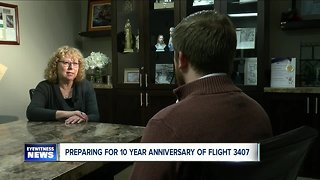 Families of Flight 3407 victims prepare for 10 year anniversary