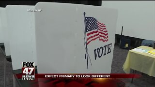 Clerks taking COVID-19 precautions for in-person voting