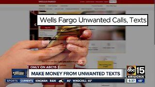 Make money from unwanted text messages