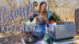 Outdoor Camp Kitchen Review | Gear Review