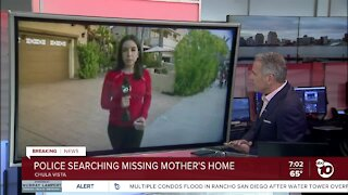 Search warrant served four months after disappearance of Chula Vista mom Maya Millete