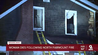 Woman killed in North Fairmount fire