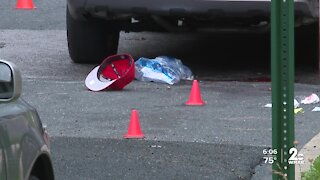 Police investigating triple shooting Thursday afternoon in Southwest Baltimore