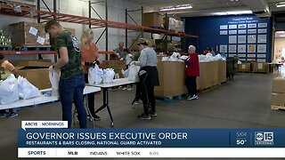 Governor Ducey issues executive order