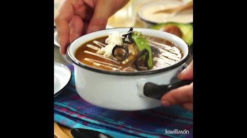 Delicious Tarascan Soup