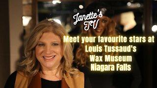 Meet Your Favorite Stars At Louis Tussaud's Waxworks Niagara Falls