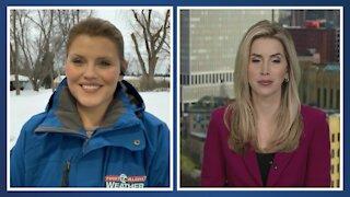 7 First Alert Forecast 5 p.m. Update, Wednesday, February 24
