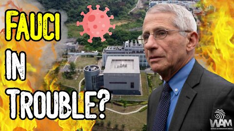 MASSIVE COVERUP! - Fauci In SERIOUS TROUBLE? - Huge Psyop In The Making