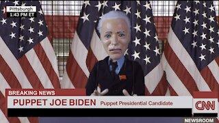 Puppet Joe Biden - Defund The Police