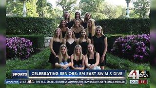 Shawnee Mission East Swim & Dive