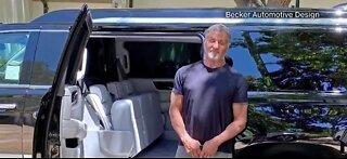 Sylvester Stallone sells his Escalade