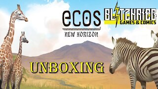 Ecos: New Horizon Expansion Unboxing