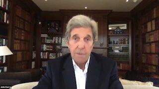 Former Secretary of State John Kerry talks Pandemic Politics with TMJ4