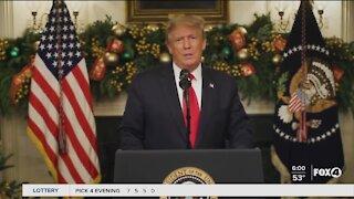 President Trump wont sign stimulus bill