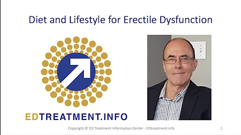 Food, Diet, and Lifestyle for Erectile Dysfunction