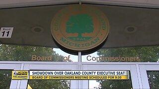 Showdown over Oakland County Executive seat