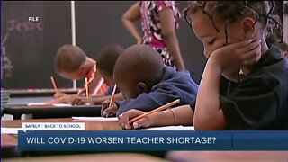 Will COVID-19 worsen teacher shortage?