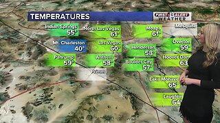 13 First Alert Las Vegas evening forecast | Jan. 2, 2020