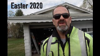 Breaking quarantine on Easter 2020