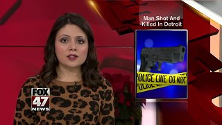 Police: Woman shoots man during home invasion