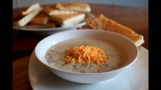 Venison Potato Soup