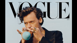 Harry Styles thinks women's clothes are 'amazing'