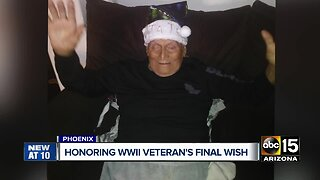 Valley family worried about costs for veteran grandfathers funeral