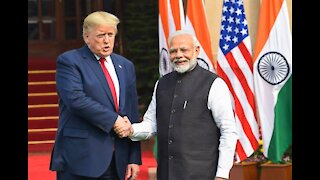 This is what President Donald Trump said about India...