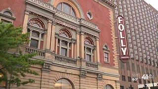 Theaters struggle during coronavirus pandemic