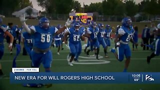 Will Rogers High School opens its first stadium