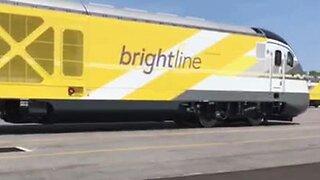 Deadly crash involving Brightline