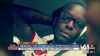 Family, friends remember man killed after police pursuit