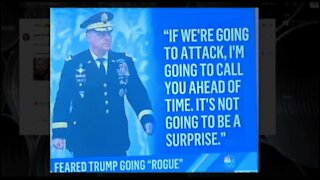 """If Anything, The Gen. Milley Crisis Shows That There Is A """"Deep State"""" That Controls Things"""