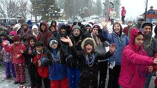 McCall Winter Carnival Mardi Gras Parade