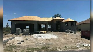 Home builders charged with felony crimes