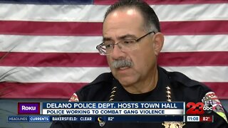 Delano Police Department works to combat gang violence among youth