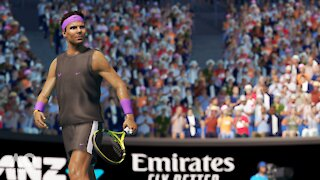 AO Tennis 2 Reveal Trailer